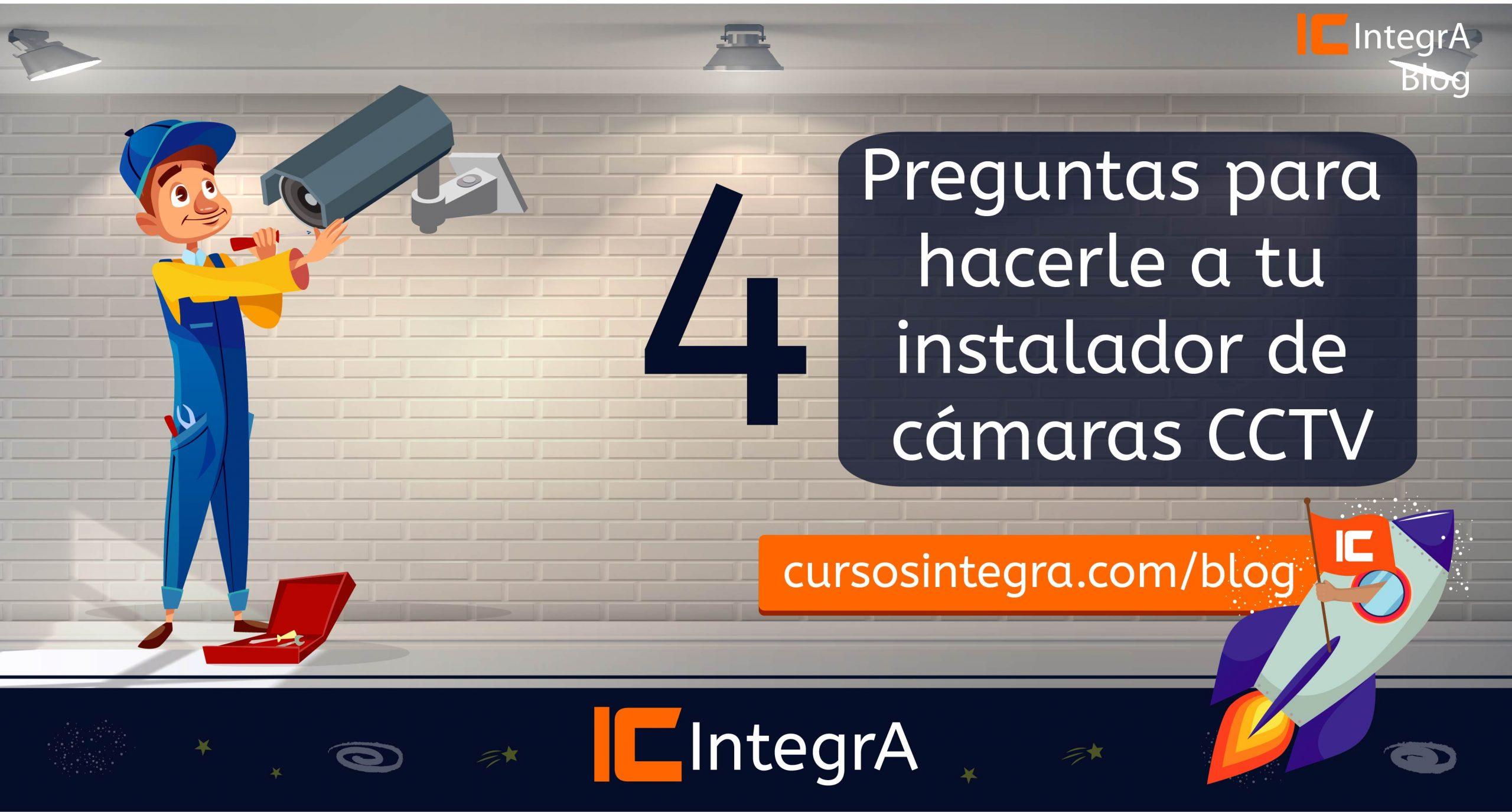 Preguntas para hacer a tu proveedor de camaras CCTV