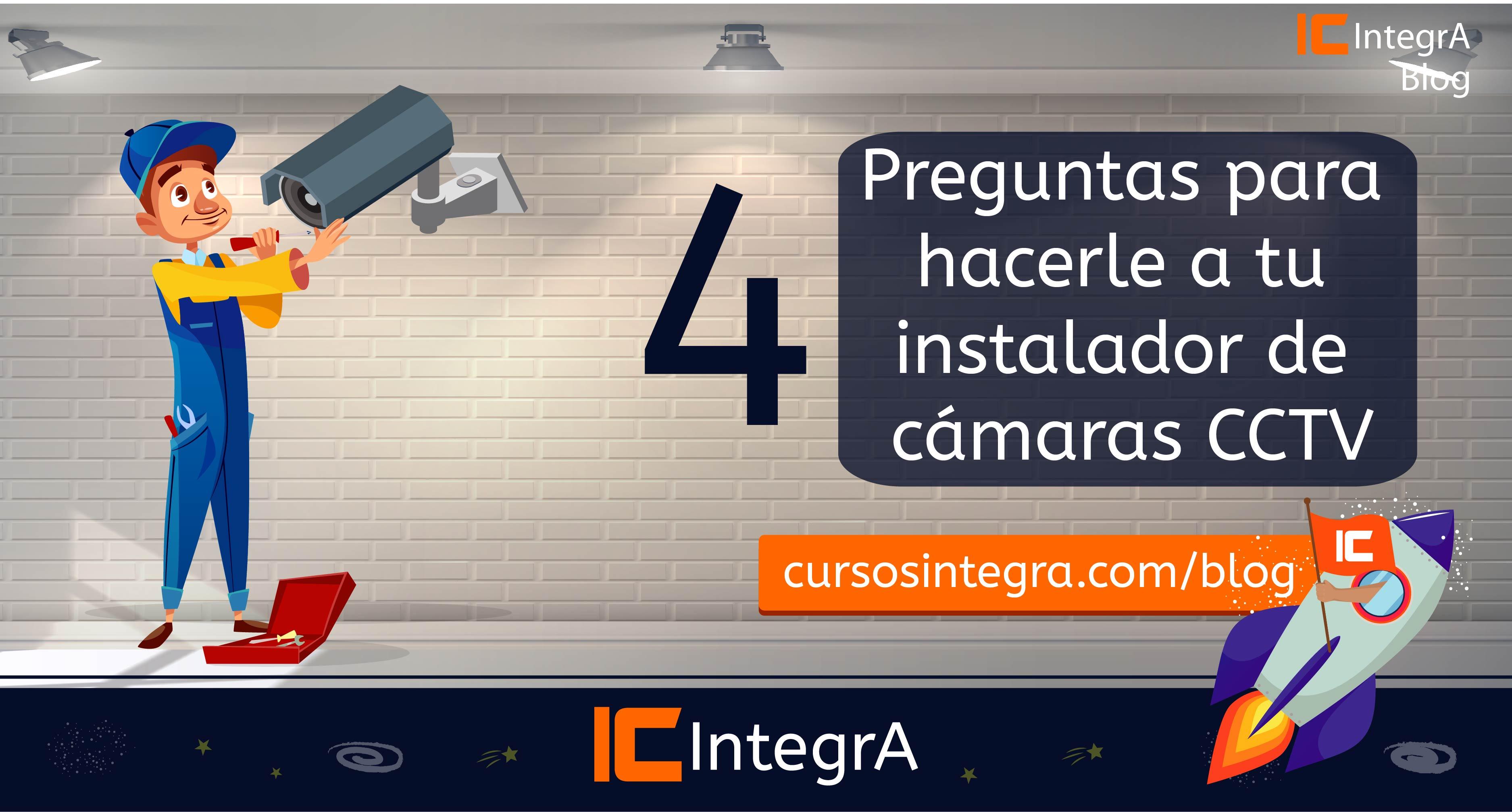 Preguntas para hacer a tu proveedor de cámaras CCTV